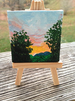 small-sunrise-painting