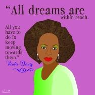 Character Illustration: Actor-Viola Davis